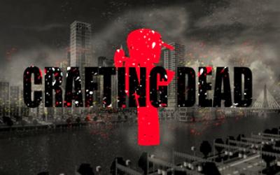 Зомби мод Crafting Dead