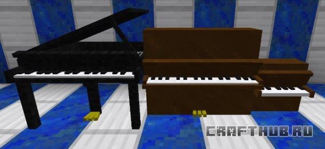 Мод MusicCraft