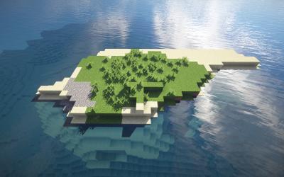 Сид Пустой остров