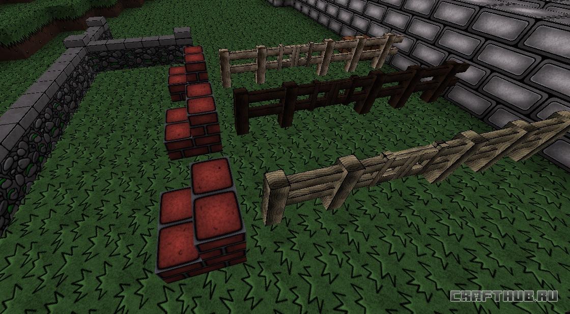 Текстур-паки для Майнкрафт | Minecraft 1.7.10
