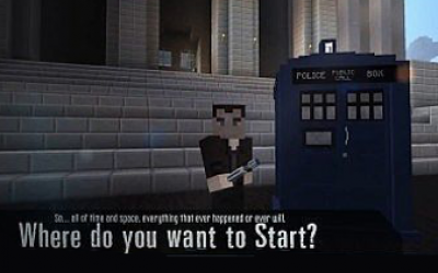 Мод Doctor Who