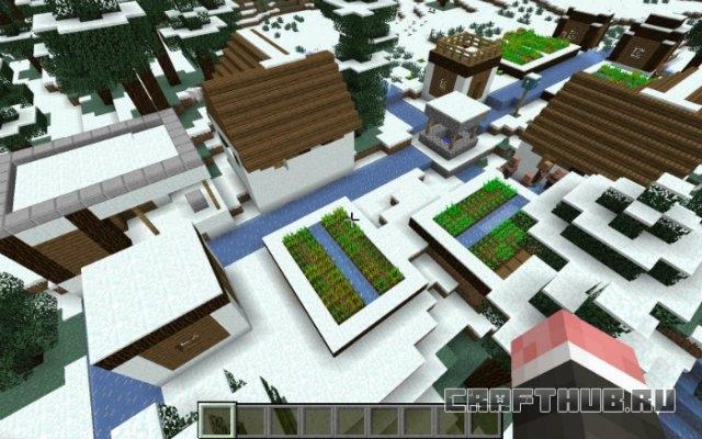 Мод на деревни Mo Villages