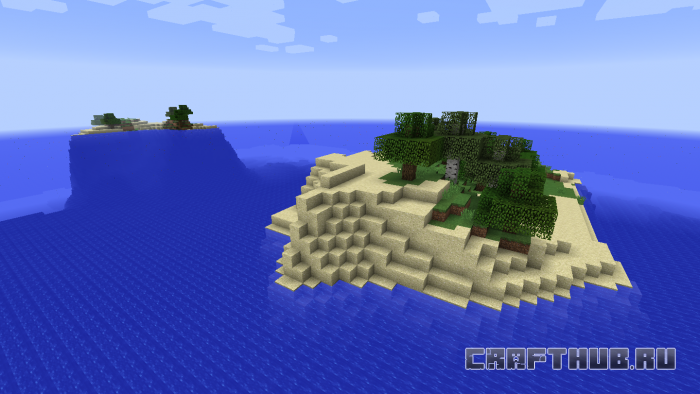 Сид на маленькие острова