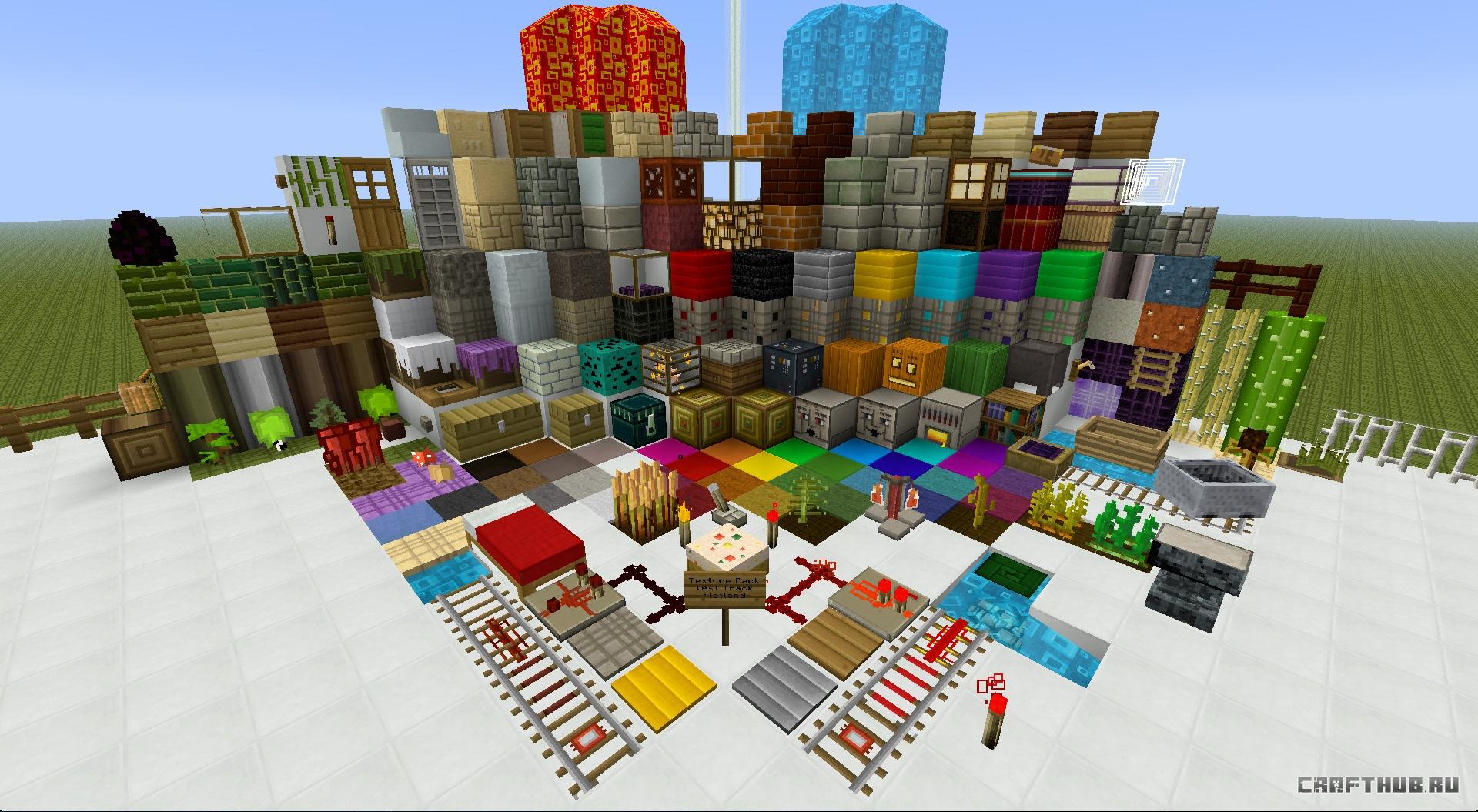 Скачать текстур пак Средневековье [32 на 32] для Minecraft ...