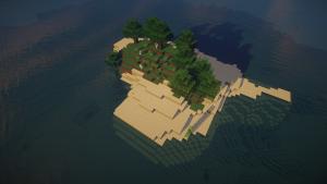 Сид на подводную крепость