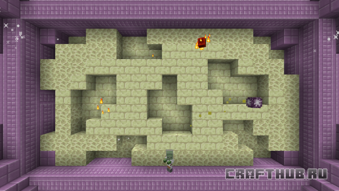 Карта мини-игра Chorus Chaos