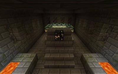 Страшный портал в Край! Найден под водой.