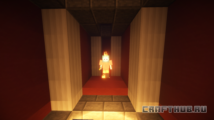 Паркур карта Mystical Chamber