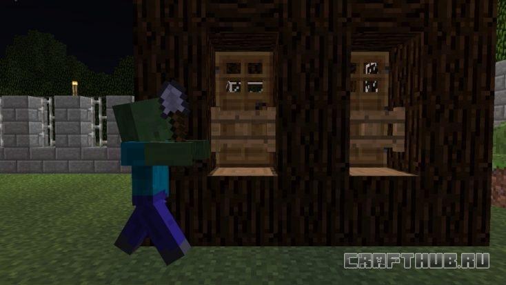 зомби и вотора