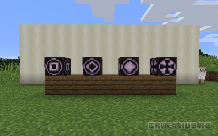 Типы блока-конструктора