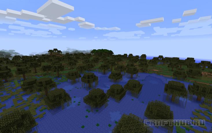 болотный биом